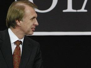 Ющенко назначил Огрызко первым замом Богатыревой