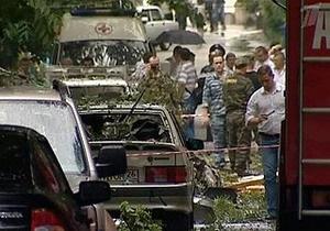 В совершении теракта в Пятигорске обнаружили  след северокавказских боевиков