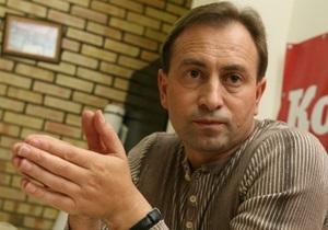 Томенко: Украина стала плацдармом российских президентских выборов