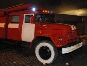 В Полтавской области в доме сгорели четыре человека