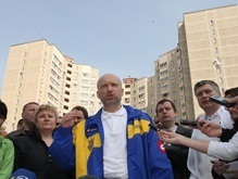 Турчинов: Кольцевая автодорога вокруг Киева будет бесплатной