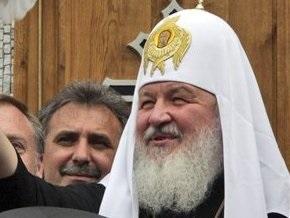 Глава РПЦ призвал верующих к единству
