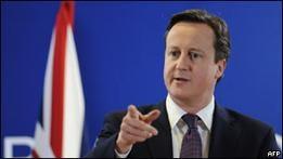 Кэмерон сегодня объяснит решение изолировать Британию в ЕС