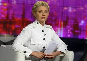Тимошенко обещает подать иски в зарубежные суды против  коррупционного окружения Януковича