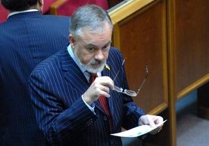 Табачник назвал протестующих против его назначения  жалкой кучкой