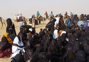 Малийские повстанцы-туареги прекращают борьбу за независимость севера страны