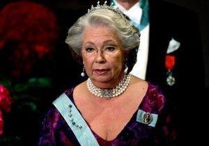 Друг королевской семьи Швеции украл драгоценности принцессы Кристины