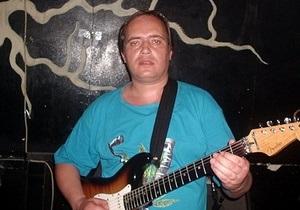 Названа причина смерти гитариста Сектора Газа