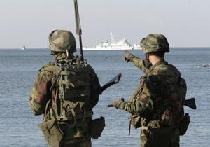 США и Южная Корея отложили начало совместных учений в Желтом море