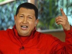 Чавес обвинил ЦРУ в организации беспорядков в Иране