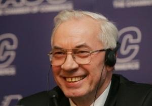 Дать импульс нашей экономике: Азаров рассчитывает на скорейшее принятие Налогового кодекса