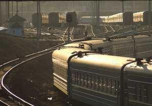Поезда Киев - Москва намерены пустить без остановок на украинской границе