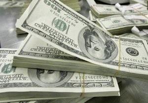 Курс доллара упал до трехмесячного минимума