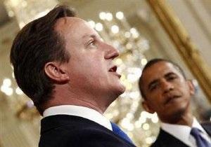 Кэмерон взял под личный контроль ликвидацию утечки нефти в Мексиканском заливе