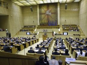 Парламент Литвы выбрал себе нового спикера