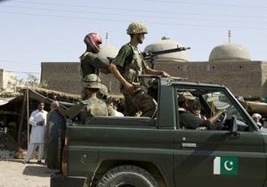 Власти Пакистана сообщили об уничтожении одного из лидеров талибов
