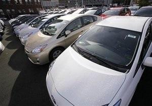 Toyota отзывает 270 тыс гибридных Prius в США и Японии