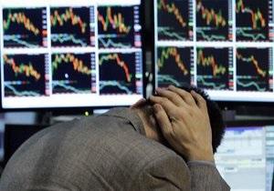 Ошибка трейдера обвалила украинский фондовый индекс