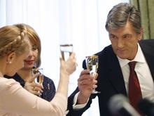 Ющенко внес в Раду свой законопроект по госбюджету