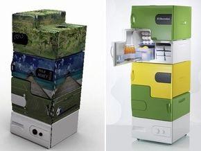 Создан холодильник для студентов