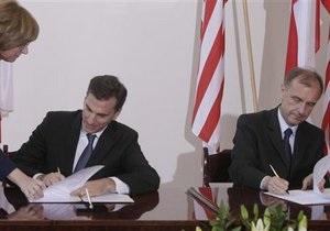 Вашингтон и Варшава определили время прибытия американских военнослужащих в Польшу