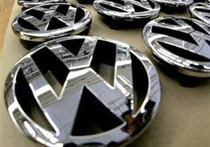 Прибыль Volkswagen упала из-за снижения продаж в Европе