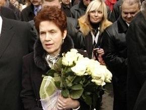 Герман хотела бы быть похожей на Людмилу Янукович