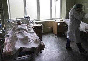 В Мариуполе госпитализировали россиянку с диагнозом холера