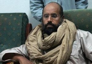 Адвокат считает, что судить Сейфа Каддафи в Ливии нельзя