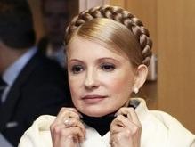 Тимошенко провела с генсеком НАТО концептуальную встречу