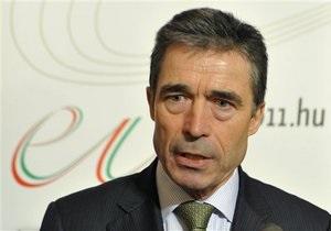 Генсек НАТО об отношениях с Украиной: Наши двери остаются открытыми