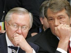Тарасюк не хочет работать с Ющенко и Балогой