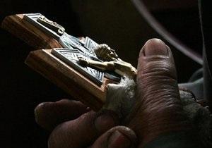 УПЦ МП просит мэра Одессы не допустить проведения театральной постановки распятие Христа