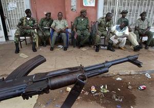 В Гвинее-Бисау произошел военный переворот