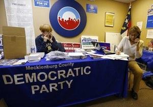 В день выборов из штаба Демократической партии США украли два ноутбука