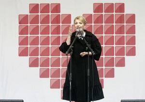 Тимошенко назначила Януковичу теледебаты на завтра
