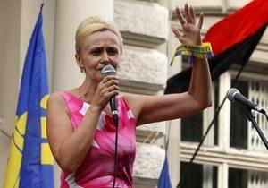 Фарион объяснила Колесниченко, что значит на украинском языке слово  гумно  - УП