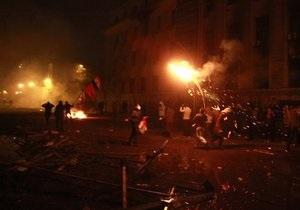 Число пострадавших в столкновениях в центре Каира выросло в 6 раз