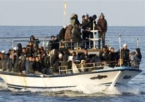 В Италию за сутки прибыли около 1,6 тысячи нелегалов из Северной Африки