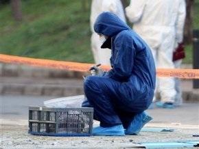 В Афинах возле отделения Ситибанка прогремел взрыв