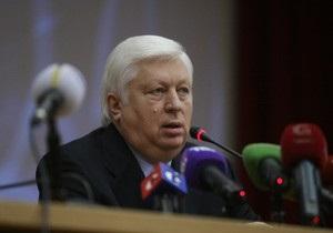 Пшонка поручил проверить заявление Тимошенко о телесных повреждениях