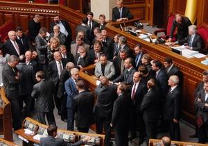 Ъ: Депутаты начали корректировать проект закона о выборах
