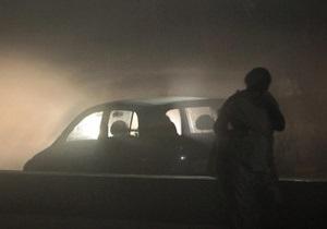 В Запорожской области машина с номерами Рады сбила насмерть пешехода