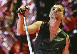 Depeche Mode анонсировали дату концерта в Киеве