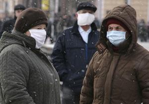 Минздрав зафиксировал 490 смертельных случаев от гриппа и ОРВИ
