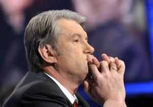Ванникова опровергла информацию о намерении Ющенко уйти из политической жизни