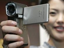 Sony презентовала самую маленькую видеокамеру