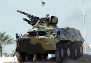 Таиланд намерен закупить 100 украинских БТРов