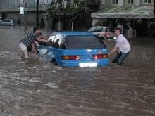 Фотогалерея: Потоп в столице