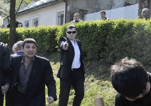 Человек, ранивший активиста Свободы во Львове: Я не стрелял, я оборонялся